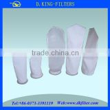 ptfe coated woven fiber glass fabric cement dust filter bag