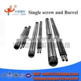 parallel twin screw barrel high speed bimetallic double screw barrel plastic machinery components