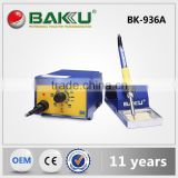 Best Sale Japan PTC SMD Lead Free Hot Air BAKU bga rework station(BK-936A Soldering Station)
