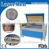 laser mdf crafts carving cutter machine / hobby laser cutting machine LM-1390