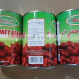 Canned Dark Red Kidney Beans in tomato paste