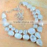 <b>925</b> <b>Silver</b> gemstone <b>Necklace</b>