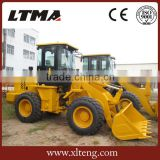 with CE for sale 1.8tons mini tractors with front end loader                                                                         Quality Choice