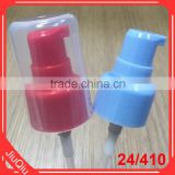 24/410 Skin Care Cream Use and disc cap lotion pump Screw cap,sprayer Sealing Type plastic bottle