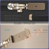 Luxurious Monopod Kingkong Self-Stick Detachable Shutter 3 in 1 Universal Clip Lens Aluminum Alloy Selfie Stick