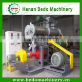 China CE Homemade Small 200-300kg/h Animal Food Extruder for Fish Feed for fish farming 008613253417552