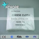 disposable organic cotton gauze fabric cheesecloth