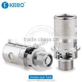Kebo offer newest 4ml innokin isub tank with 0.5ohm sub ohm coil