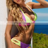 Wholesale 2016 new style assorted colors bathing suit sexy swimwear