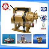 5Ton Air Motor Winch with Automatic Spooling Device used for oilfields
