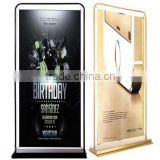 Iron Base, Water Injection Base, Door-like Shape Banner Display Stand,Display Rack
