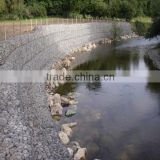 zinc coated gabion box/galvanized gabion wire mesh/gabion basket suppliers (ISO9001-2008 certified,low price)
