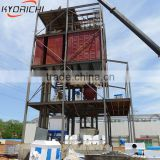 Factory price different capacity automic poultry animal feed pellet production line