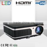3800Lumens video Portable led multimedia projector use for home theater