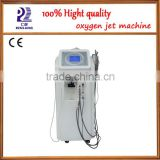 98% Pure Oxygen Jet Facial Water Oxygen Spray Machine With Professional Manafacturer &Europe CE Facial Skin Care