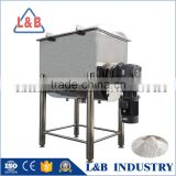 Steel Industrial Double Ribbon Mixer Detergent Powder Mixing Machine