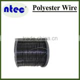 polyester monofilament wire for greenhouse, greenhouse wire 100% polyester material, pet greenhouse supporting wire