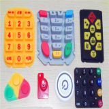 Customized Rubber Keypad,Silicone Rubber Keypad