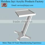 Factory supply Black Acrylic Lectern