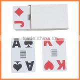 Jumbo Letter Playing Card