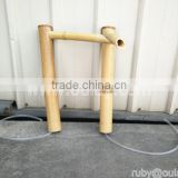 top closed Bamboo Water Fountains /water spouts