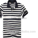 stripe high quality polo men tshirt ,casual men or women polo,couple polo t shirt for sporting