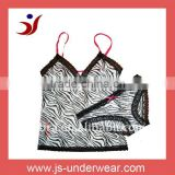 ladies fashion underwear set