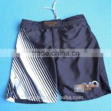 custom mma shorts wholesale new deight for board plain blank spandex lycra womens fabric shorts mma
