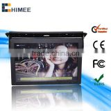 21.5inch led screen bus media advertising player (support DC 12v-24v)