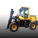 The cross - country forklift can be customized to the internal combustion truck sales phone