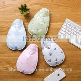 Cheap Price PVC Cartoon Teardrop Hot Warmer Bottle For Children