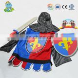 New design cute knight role play Holloween costume kids clothes