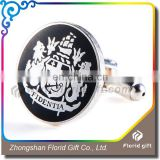 wholesale soft enamel custom cufflink manufacturer For Mens Sleeve Shirts