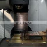 Taiwan Spindle 3 Axis 4 Axis 5 Axes CNC Machining Center Metal Process Vertical Auto Milling Machine With CTS And MPG