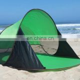 Easy folding portable tent pop up canopy beach shade tent