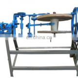 Semi Automatic Straw Rope Making Machine straw rope braiding machine / straw rope making machine / straw rope machine