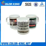 Top Quality Top Sale Orca Coating Blank Super White 11oz Sublimation Coffee Mug (M001-2)