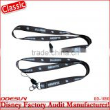 Disney factory audit manufacturer's e cig lanyard 142045