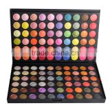 Private label matte shining eye shadow 120 color eye shadow palette