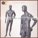 abstract full body fiberglass male mannequin ALEX-02MG