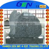 Simple Style Emerald Green Granite Monument