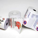Custom Thermal Ticket Paper Roll