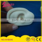 Silicone ear mold material for hearing aid factory directly price