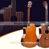 "Wholesale Popular made in china 41"" Nanyang wood Acoustic guitars for sale"