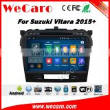 Wecaro WC-SV1038 10.2 inch android 4.4/5.1 car navigation sd card for suzuki grand vitara 2015 + Wifi 3G GPS Radio RDS