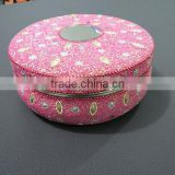 multi utility handmade decorated gift packing jewellery box antique jewelry cases wholesale from india