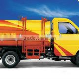 Dongfeng small garbage can cleaning truck for sale