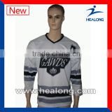 Custom Sublimated Ice Hockey Jerseys