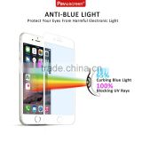 Pavoscreen mobile phone accessories china sexy blue film Reduce Fingerprintglass Screen Protector Easy Install Product 0.33mm