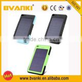 hot new products for 2015 portable travel solar 8000mah power bank online shopping alibaba.com in russian